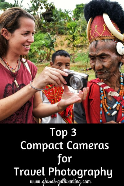 The Top 3 Best Compact Cameras for Travel Photography