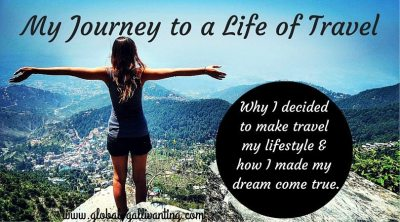 My Journey to a Life of Full Time Travel - Global ...