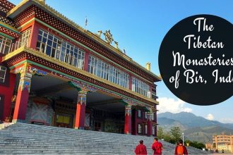 The Tibetan Monasteries of Bir Billing, India (5)