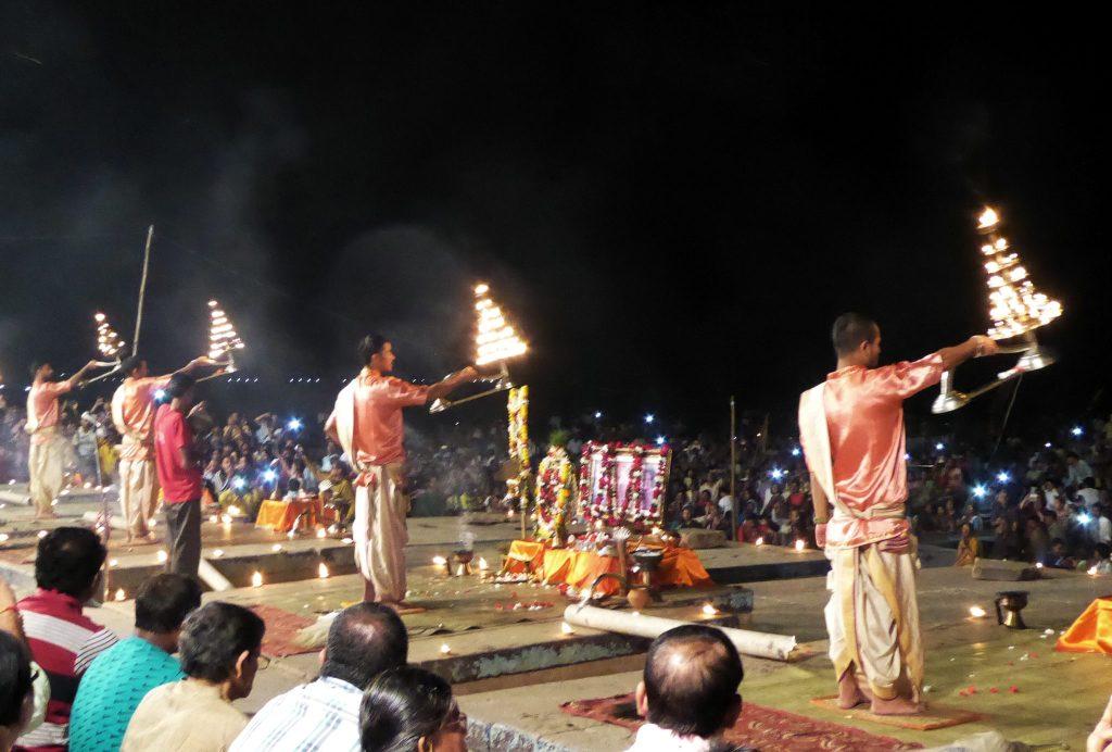 Ganga aarti Varanasi