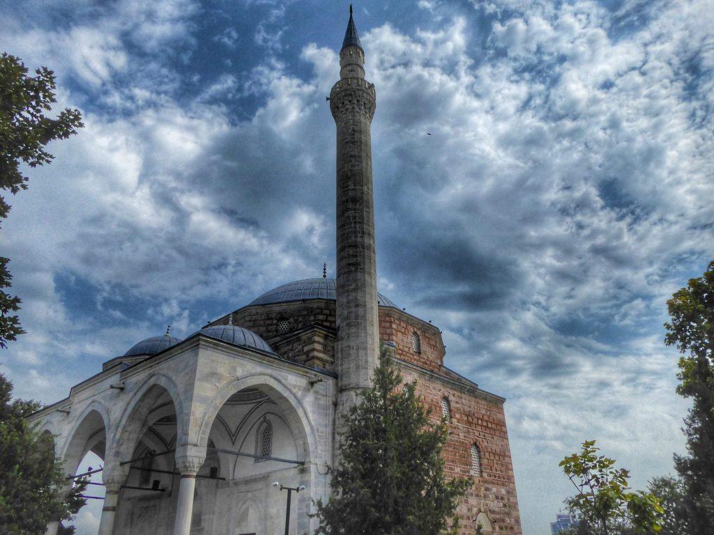 Mosque in Skopje