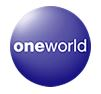 Round the world air travel network