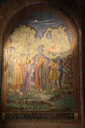 When Judas betrayed Jesus