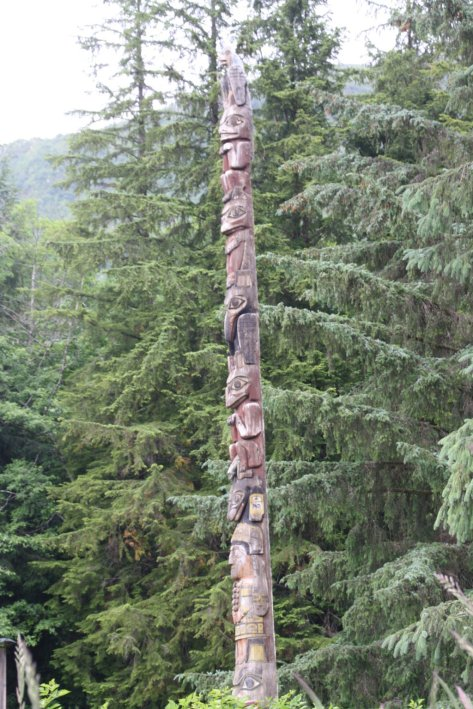 The Master Carver Pole