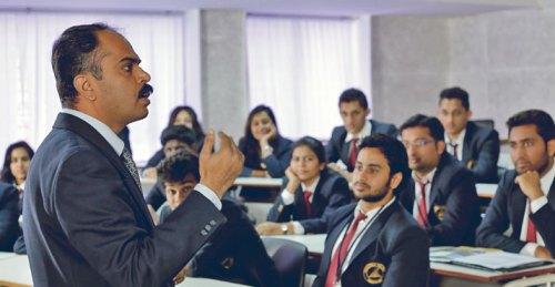 Presidency College, Bangalore - Global FTI Partnership