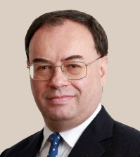 Andrew Bailey, new Chief Executive of the Financial Conduct Authority (FCA)