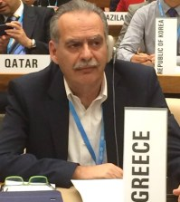 Giannis Baskozos, General Secretary of Public Health at the Greek Ministry of Health