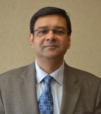 Urjit Patel, the 24th governor of the Reserve Bank of India (RBI)