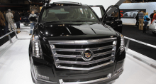 Cadillac Escalade ID 38530736