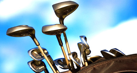 Golf Clubs ID 3156628