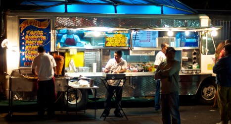 Leo's Taco Truck, Los Angeles, California © Steve Lyon | Flickr