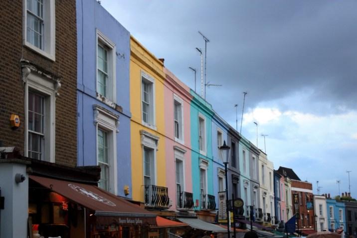 Rues de Notting Hill - Londres