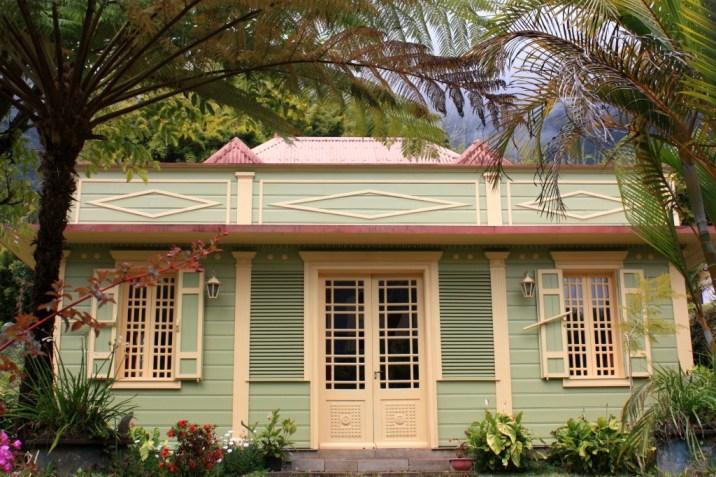 Jolie case créole à Salazie - Ile de la Réunion