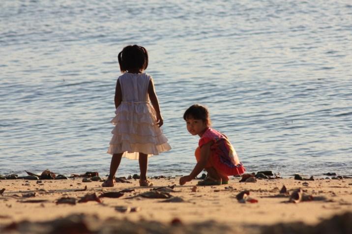 Enfants - Lo Paret - Koh Yao Yai - Thailande