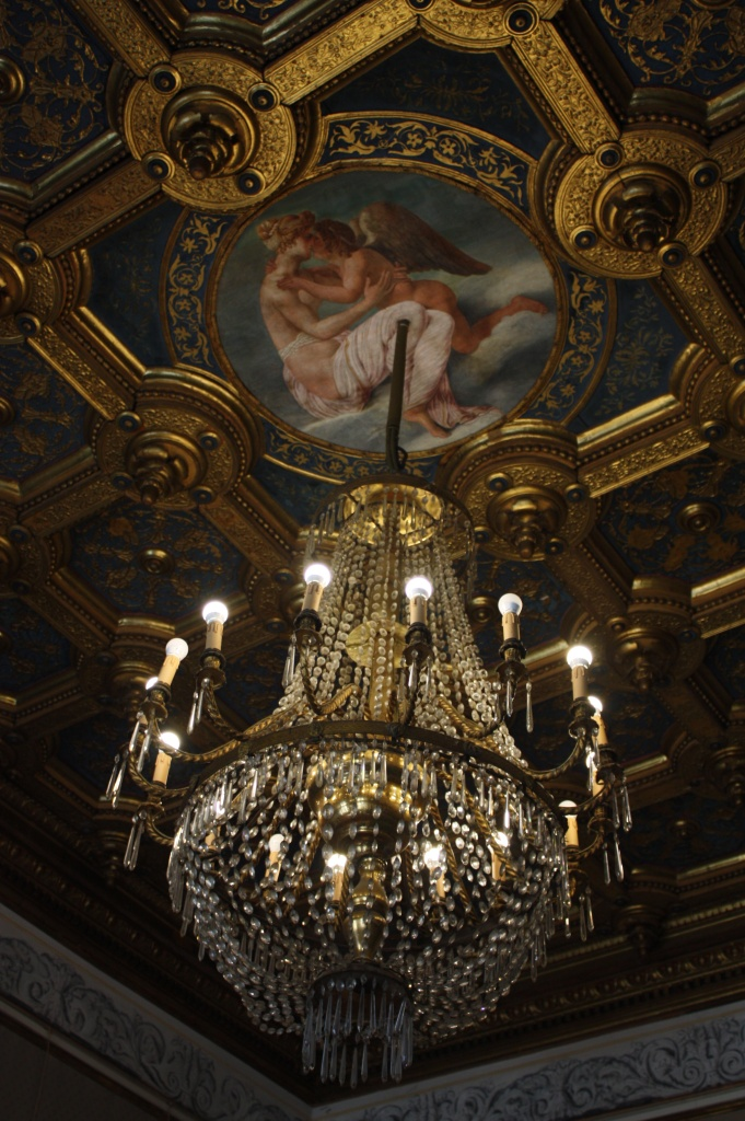 Plafond Palazzo Ducale - Mantoue - Italie