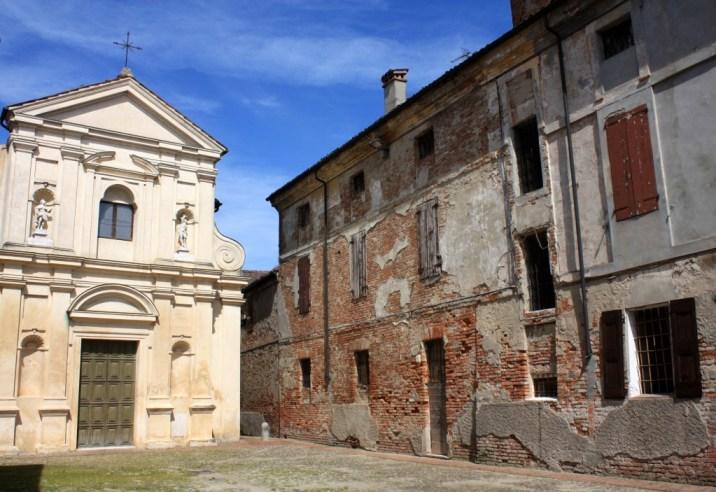 Eglise - Sabbioneta - Italie