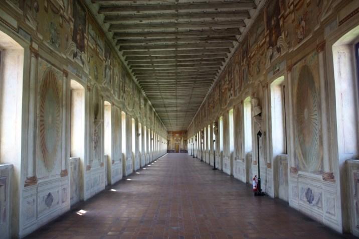 Galerie Palazzo Giardino - Sabbioneta - Italie