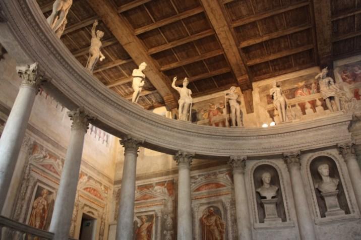 Teatro all'Antica - Sabbioneta - Italie