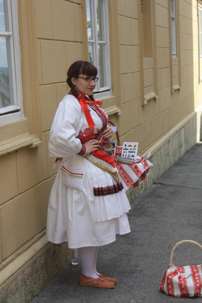 tenue tradi - Zagreb - Croatie