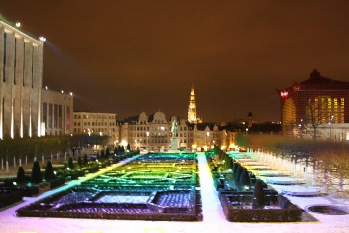 Mont des Arts - Bruxelles