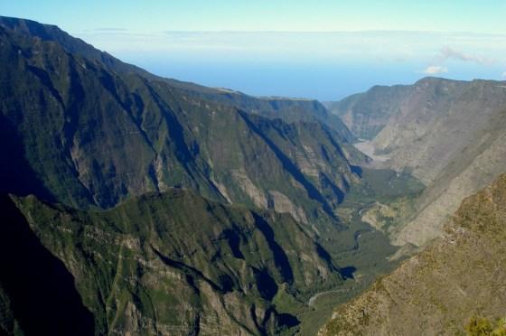 rivière rempart - ile de la Réunion
