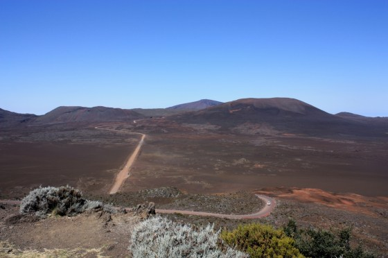 Plaine des Sables - Volcan - Ile de la Réunion