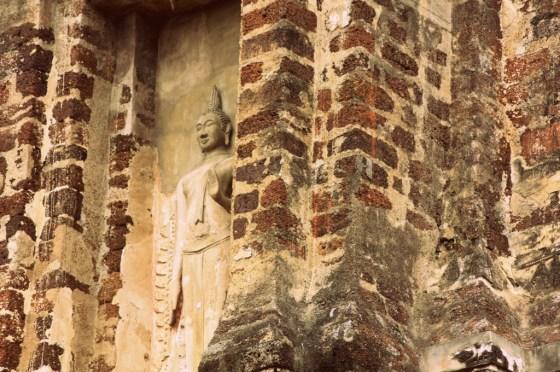 Bouddha - Ayutthaya - Thailande