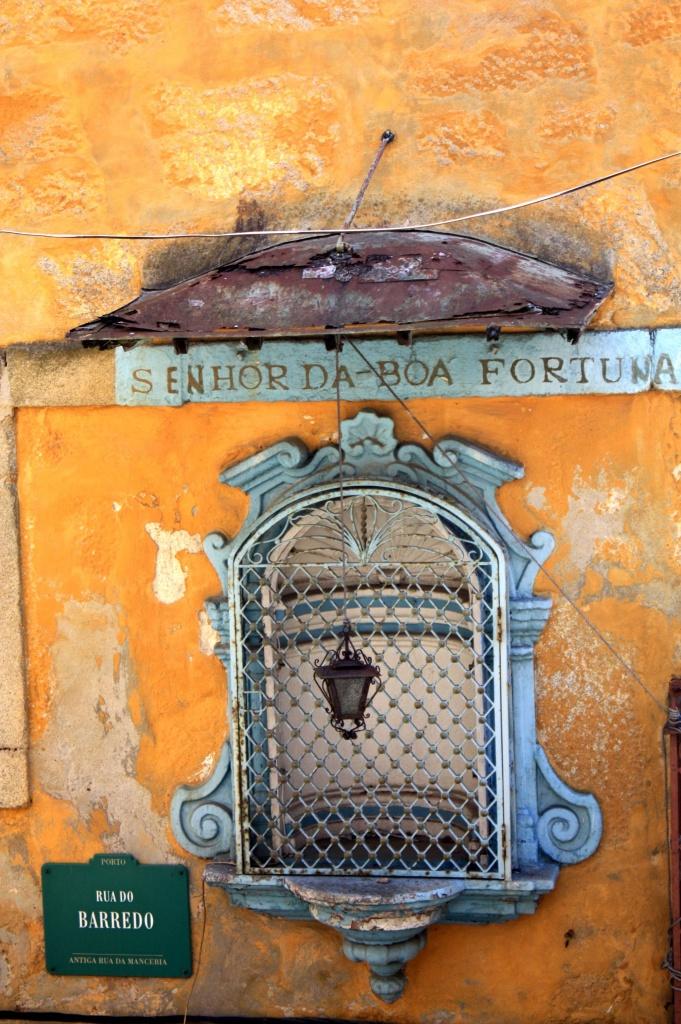 Façade colorée - Porto - Portugal