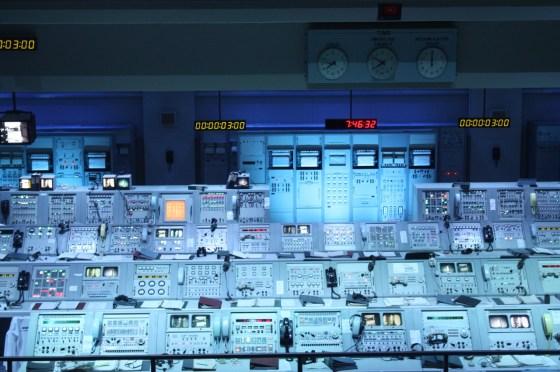 salle contrôle - KSC - NASA - Floride