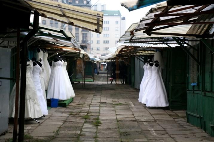Bazar Różyckiego - Praga - Varsovie
