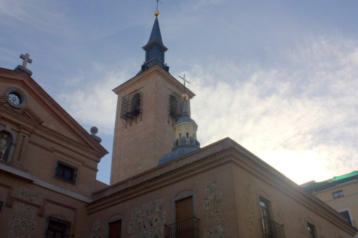 Eglise San Gines - Madrid