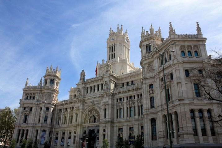 Palacio Cibeles - Madrid