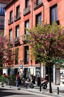 Immeuble - Madrid