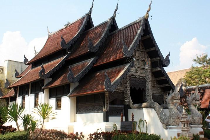 Temple de Chiang Mai