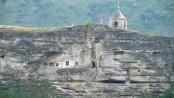 Cave Monastery of Orheiul Vechi, north of Chisinau, Moldova
