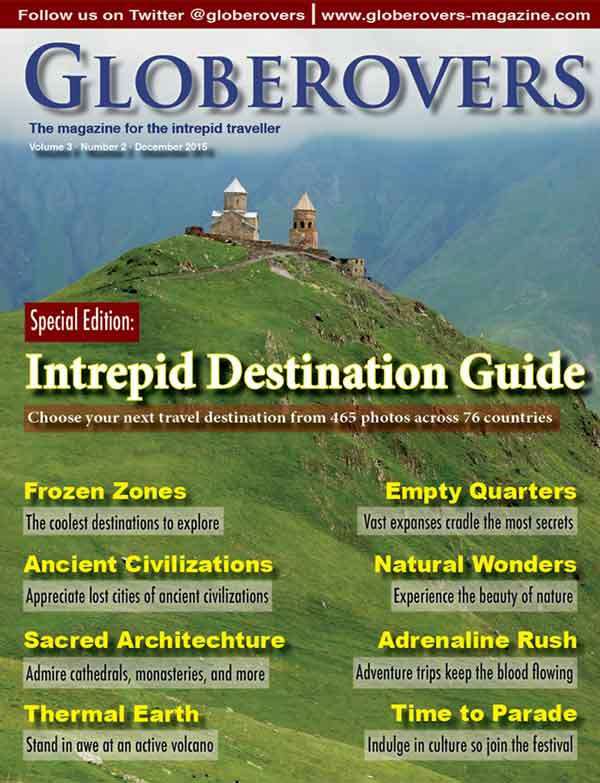 Globerovers Magazine Issue 6, December 2015