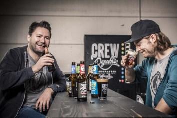 Mario Hanel und Timm Schnigula brauen in München ihre eigenen Craft Biere