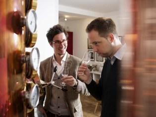 Maximilian Schauerte und Daniel Schönecker hatten die Schnapsidee in München Gin herzustellen