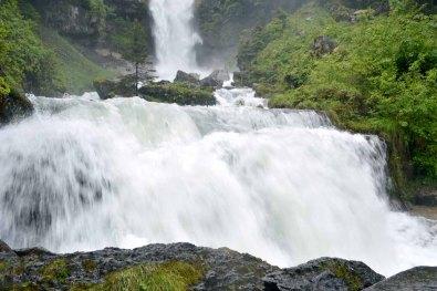 Giessbach Wasserfall