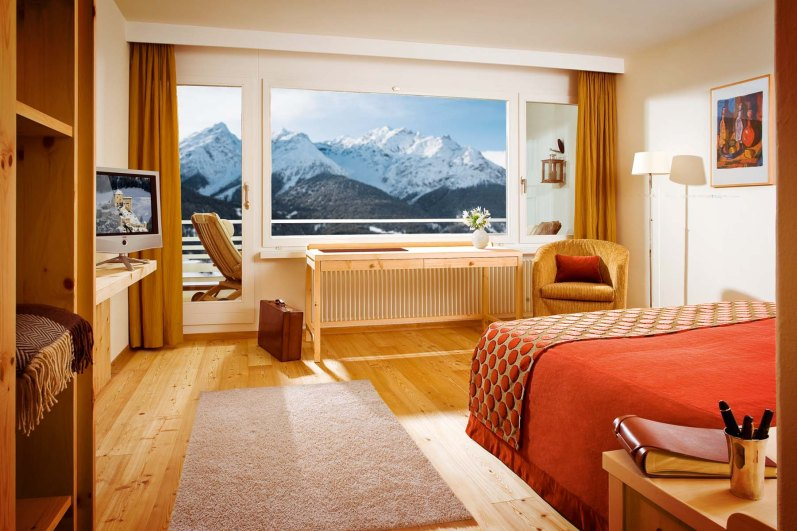 Charmante Zimmer (Photo: © Hotel Paradies)