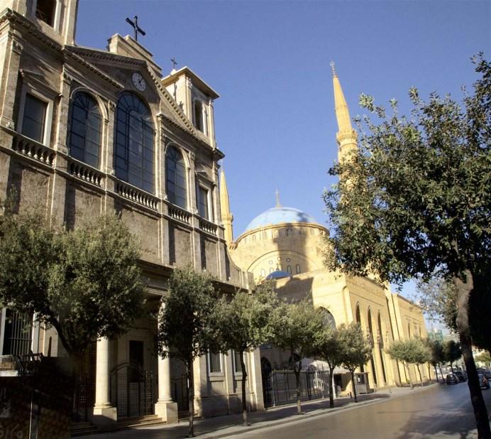 Beirut zählt 18 Religionen