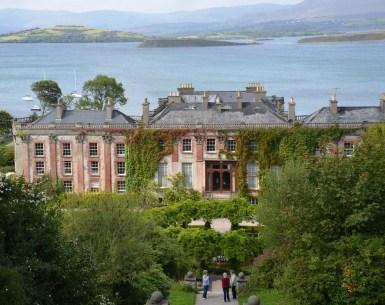 Bantry House, County Cork (Photo: Bilder von Richard Gardner, Bruckmann Verlag)