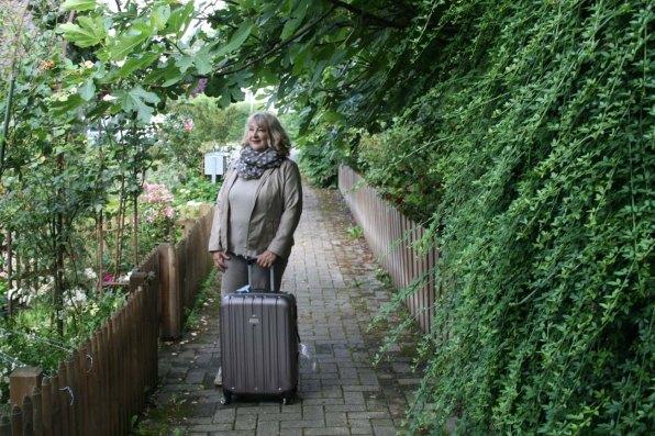 Regula Zellweger liebt das Reisen ...
