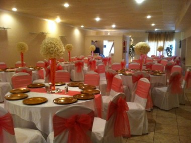 Glory House receptions