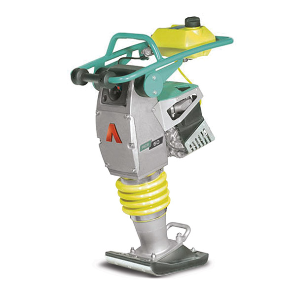 Picture of an Ammann Rammer