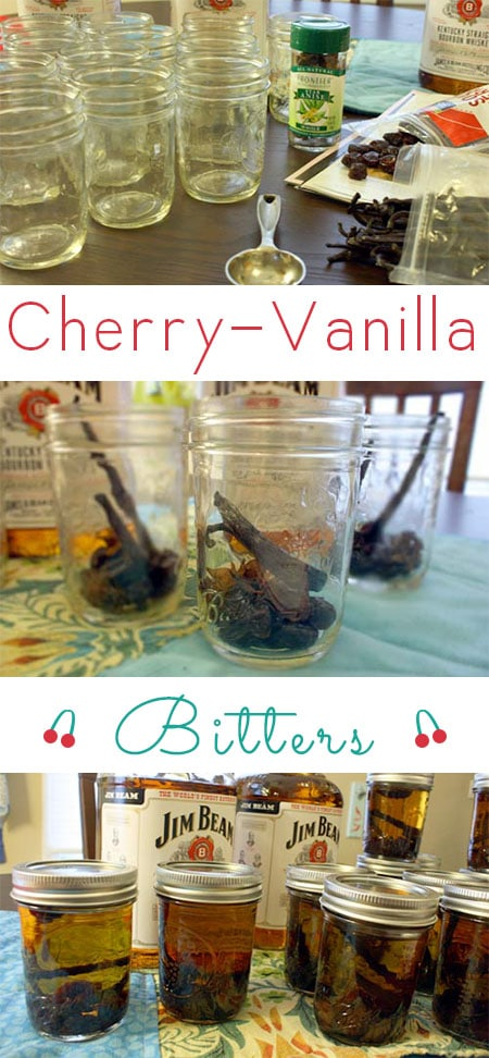 Get the recipe for homemade bitters plus a printable sheet of recipe gift tags to go with.