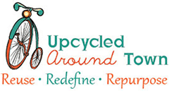 Upcycled Around Town logo