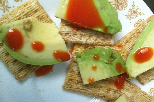 Avocado Crackers Beat Avocado Toast Every Time