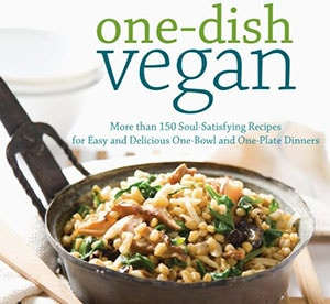 One Dish Vegan Cover