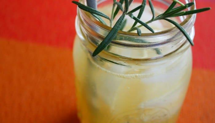 Orange-Rosemary Shrub Recipe